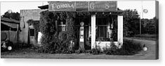 General Store, Pomona, Illinois, Usa Acrylic Print by Panoramic Images