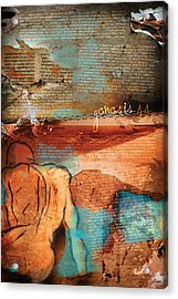 Genesis 44 Acrylic Print by Switchvues Design