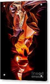 Genie In A Bottle Acrylic Print by Az Jackson