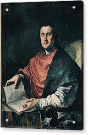 Ghedini Giuseppe Antonio, Portrait Acrylic Print by Everett