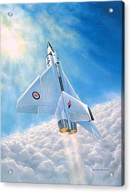 Ghost Flight Rl206 Acrylic Print by Michael Swanson