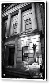 Gibbes Museum Of Art Acrylic Print by John Rizzuto