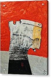 Gigantes No. 9 Acrylic Print by Mark M  Mellon