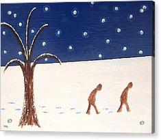 Going Home  Acrylic Print by Patrick J Murphy
