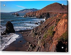 Gorgeous Sonoma Coast Acrylic Print by Garry Gay