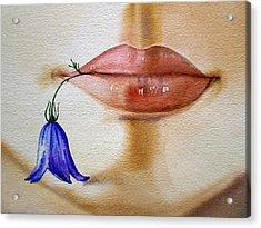 Grab The Summer Acrylic Print by Irina Sztukowski
