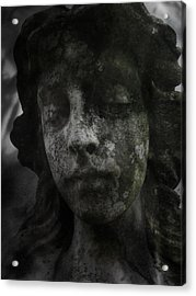 Grace Acrylic Print by David Fox