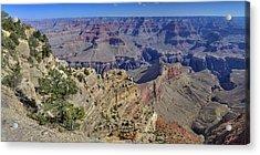 Grand Canyon South Rim Acrylic Print by Patrick Jacquet