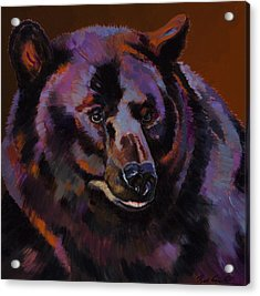 Great Bear Acrylic Print by Bob Coonts