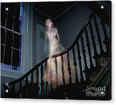 Grosvenor Ghost Acrylic Print by Tom Straub