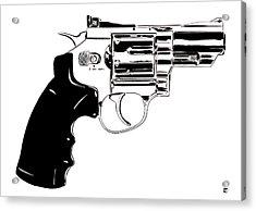 Gun Number 27 Acrylic Print by Giuseppe Cristiano
