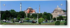 Hagia Sophia, Istanbul, Turkey Acrylic Print by Panoramic Images