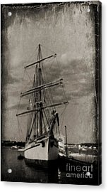 Halifax Harbour Acrylic Print by John Malone
