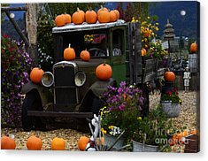 Halloween 1 Acrylic Print by Bob Christopher