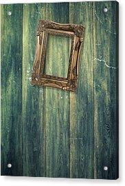Hanging Frame Acrylic Print by Amanda Elwell