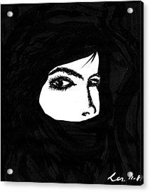 Harem Acrylic Print by Len YewHeng