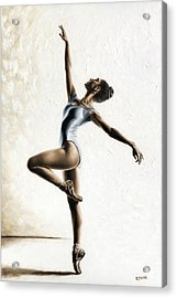 Harmony And Light Acrylic Print by Richard Young