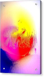 If You Think This Is Heartbreaking You Have Some Imagination  Acrylic Print by Hilde Widerberg