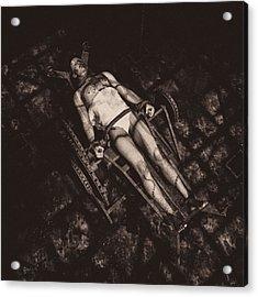 He's Alive Acrylic Print by Bob Orsillo