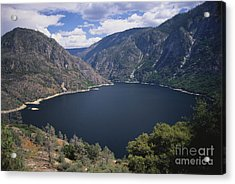 Hetch Hetchy Reservoir Acrylic Print by Mark Newman