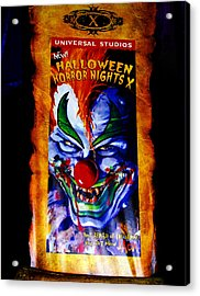 Hhn 10 Banner Acrylic Print by David Lee Thompson