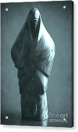 hidden Identity Acrylic Print by Sophie Vigneault