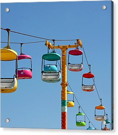 High Flying Acrylic Print by Art Block Collections