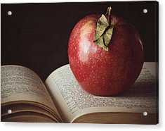 Higher Learning Acrylic Print by Amy Weiss