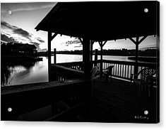 Hinson House 2 Acrylic Print by Bill Cantey