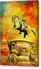 Historic Centre Of Saint Petersburg And Related Groups Of Monuments Acrylic Print by Catf