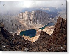 Hitchcock Lakes Acrylic Print by Baywest Imaging