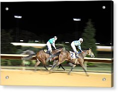 Hollywood Casino At Charles Town Races - 121213 Acrylic Print by DC Photographer
