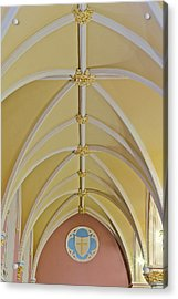 Holy Arches Acrylic Print by Susan Candelario