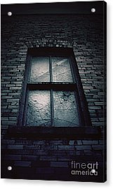 Home I'll Never Be Acrylic Print by Trish Mistric