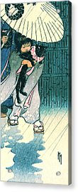 Honorable Mr. Cat 1903 Acrylic Print by Padre Art
