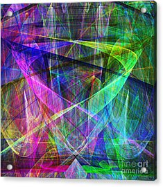 Hope 20130511 Square Acrylic Print by Wingsdomain Art and Photography