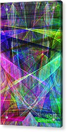 Hope 20130511v2 Acrylic Print by Wingsdomain Art and Photography