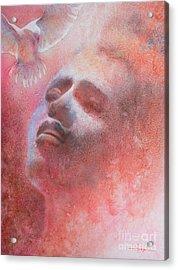 Hope Acrylic Print by Robert Hooper