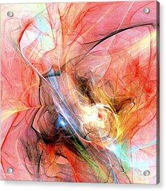Hot Acrylic Print by Anastasiya Malakhova