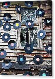 House Of Soul Acrylic Print by Aileen Mozug