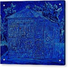House's Memory  Acrylic Print by Andrey Soldatenko
