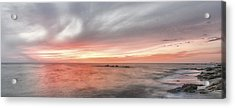 How It Can End II Acrylic Print by Jon Glaser
