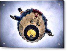 Humpty Dumpty Hot Air Balloon Acrylic Print by Thom Zehrfeld