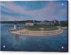 Hyannis Port Cape Cod Acrylic Print by David P Zippi