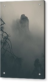 I Can Barely Remember Acrylic Print by Laurie Search