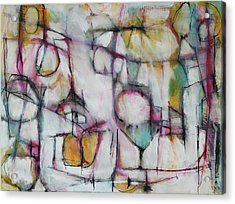 I Can See Clearly Now Acrylic Print by Hari Thomas