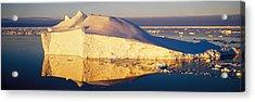 Iceberg, Ross Sea, Antarctica Acrylic Print by Panoramic Images