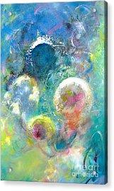 I'd Like To Be Under The Sea Acrylic Print by Jason Stephen