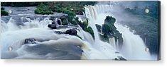 Iguazu Falls, Iguazu National Park Acrylic Print by Panoramic Images