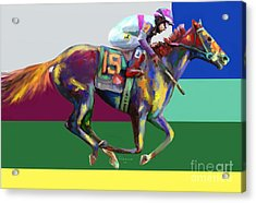 I'll Have Another Acrylic Print by GCannon
